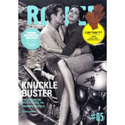 ROLLER magazine #5 (2012.WINTE-VINTAGE MOTORCYCLE AND STUFF(NEKO MOOK 1844) [ムックその他]