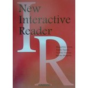 New Interactive Reader―パラグラフ中心の英語総合演習 [単行本]