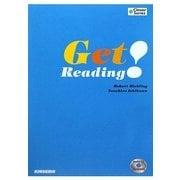 Get Reading!―大学生のための読解演習と基本文法(Clover Series) [単行本]