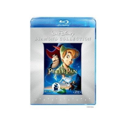 ピーター・パン ダイヤモンド・コレクション ブルーレイ+DVDセット [Blu-ray Disc]