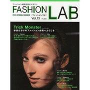 FaSHioNLaB Vol.13 2013年春夏号 [単行本]