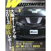 WAGONIST (ワゴニスト) 2013年 04月号 [2013年3月1日発売] [雑誌]