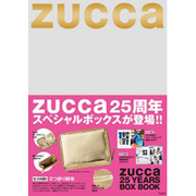 ZUCCa25YEARS BOX BOOK [ムックその他]