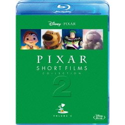 ピクサー・ショート・フィルム Vol.2 [Blu-ray Disc]