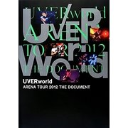 UVERworld―ARENA TOUR 2012 THE DOCUMENT [単行本]