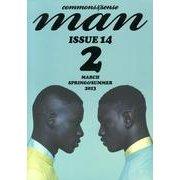 commons&sense man ISSUE14 [単行本]