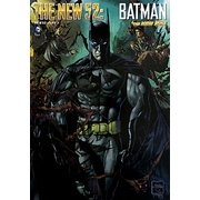 NEW52:バットマン [コミック]