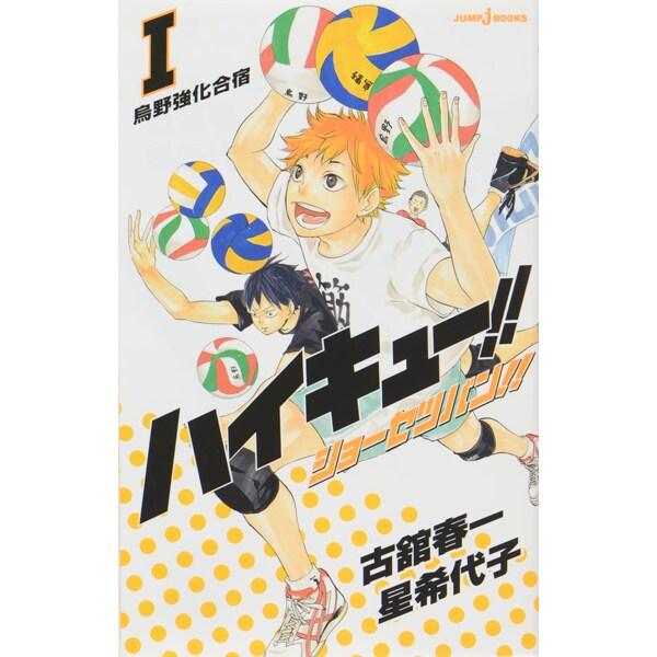 ハイキュー!!ショーセツバン!!〈1〉烏野強化合宿(JUMP j BOOKS) [単行本]