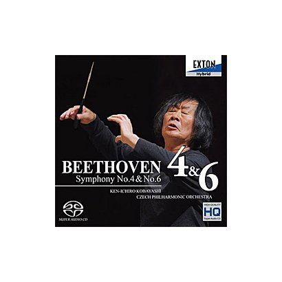 小林研一郎/ベートーヴェン:交響曲第4番、第6番「田園」