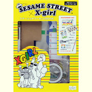 SESAME STREET×X-girlステーショナリーセッ [ムックその他]