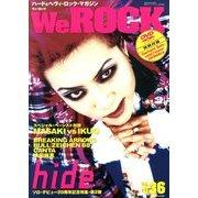 We ROCK 2013年 09月号 [雑誌]