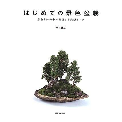 はじめての景色盆栽―景色を鉢の中で表現する発想とコツ [単行本]