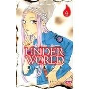 炎人UNDERWORLD 4(ボニータコミックス) [コミック]
