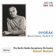 ドヴォルザーク:スラヴ舞曲全曲 Op.46&72 (カレル・アンチェル至高の遺産 2)