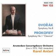 ドヴォルザーク:交響曲第8番 プロコフィエフ:交響曲第1番「古典交響曲」 (カレル・アンチェル至高の遺産 6)