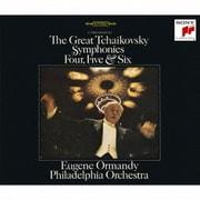 チャイコフスキー:後期三大交響曲