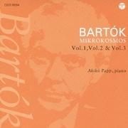 バルトーク:ミクロコスモス 第1巻・第2巻・第3巻