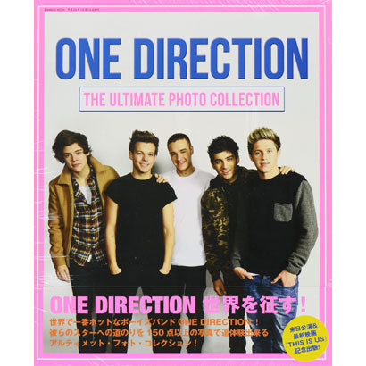 ONE DIRECTION THE URTIMATE PHO(Bamboo Mook) [ムックその他]