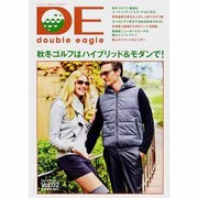 DE(double eagle) Vol.2 (AUTUMN-スコアカードで終わらないMY GOLF!(プレジデントムック) [ムックその他]
