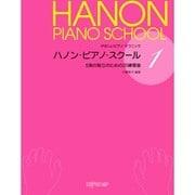 ハノン・ピアノ・スクール(1)5指の独立のための20練習曲
