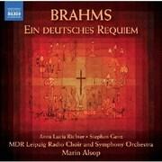 ブラームス:ドイツ・レクイエム Op.45