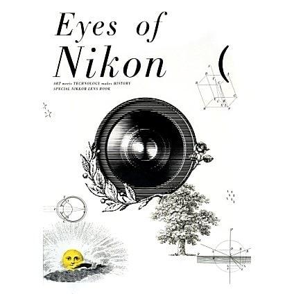 Eyes of Nikon-ART meets TECHNOLOGY makes HISTORY SPECI [単行本]