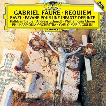 ジュリーニ PO/フォーレ:レクイエム ラヴェル:亡き王女のためのパヴァーヌ