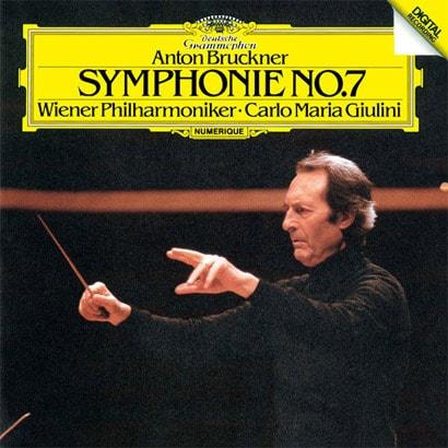 ジュリーニ VPO/ブルックナー:交響曲第7番