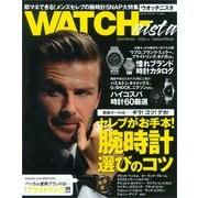 WATCH-nista 2014Winter(Gakken Mook) [ムックその他]