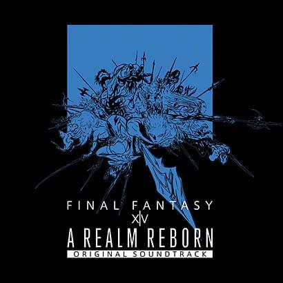 A REALM REBORN:FINAL FANTASY ⅩⅣ Original Soundtrack [Blu-ray Disc]