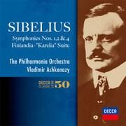 シベリウス:交響曲全集Ⅰ