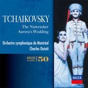 チャイコフスキー:バレエ≪くるみ割り人形≫全曲 バレエ≪オーロラ姫の結婚≫全曲
