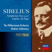 シベリウス:交響曲全集Ⅱ