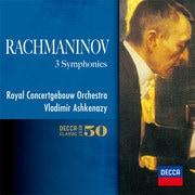 ラフマニノフ:交響曲全集