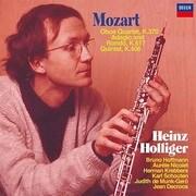 モーツァルト:オーボエ四重奏曲・五重奏曲 アダージョとロンドK.617