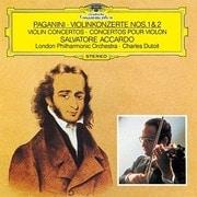 パガニーニ:ヴァイオリン協奏曲第1番・第2番≪ラ・カンパネラ≫