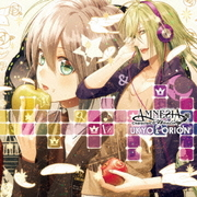 AMNESIA World キャラクターCD ウキョウ(CV宮田幸季)&オリオン(CV五十嵐裕美)