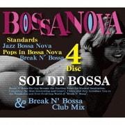 BOSSA NOVA 4 Disc