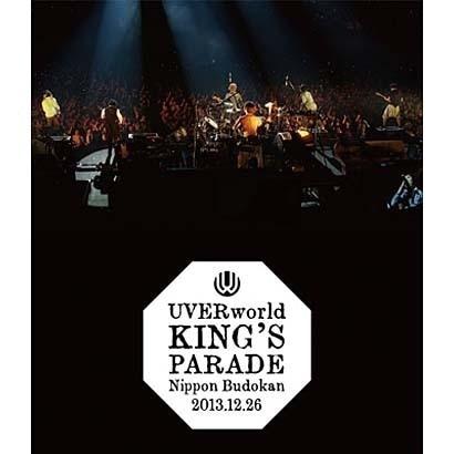 UVERworld KING'S PARADE Nippon Budokan 2013.12.26 [Blu-ray Disc]