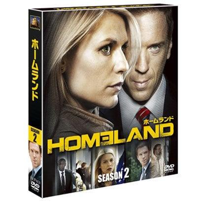 HOMELAND ホームランド シーズン2 SEASONS コンパクト・ボックス [DVD]