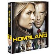 HOMELAND ホームランド シーズン2 SEASONS コンパクト・ボックス