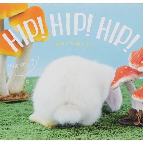 HIP!HIP!HIP!―かわいいおしり [単行本]