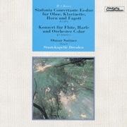 モーツァルト:フルートとハープのための協奏曲/協奏交響曲