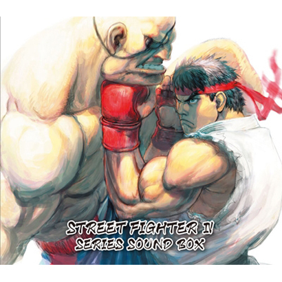 ストリートファイターⅣシリーズ サウンドBOX