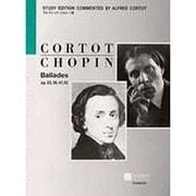コルトー版 ショパン バラード Op.23,38,47,52