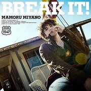 BREAK IT! (テレビアニメ カードファイト!! ヴァンガードG OP主題歌)