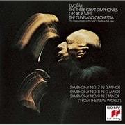 ドヴォルザーク:交響曲第7番~第9番 スメタナ:モルダウ 他