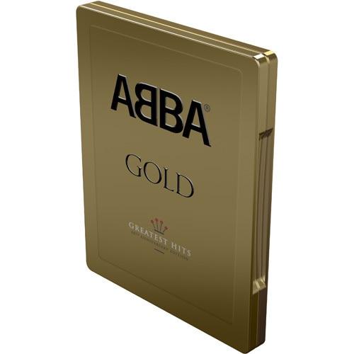 アバ/アバ・ゴールド 40周年記念スチールブック・エディション