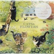 IVORY CATS CALENDAR CATS&FLOWE [ムックその他]