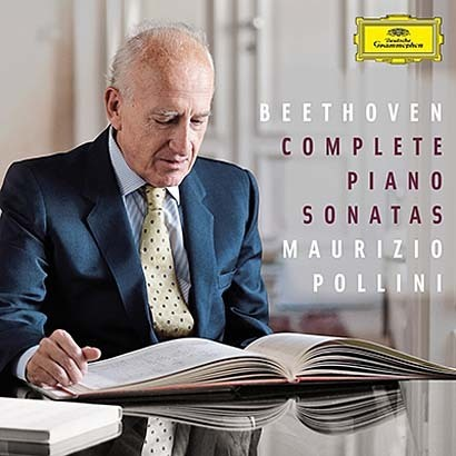 マウリツィオ・ポリーニ/ベートーヴェン:ピアノ・ソナタ全集